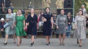 3.Retroden, 10.9.2011,  módní přehlídka-50.léta, 23