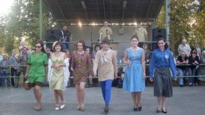 3.Retroden, 10.9.2011,  módní přehlídka-60.léta, 18